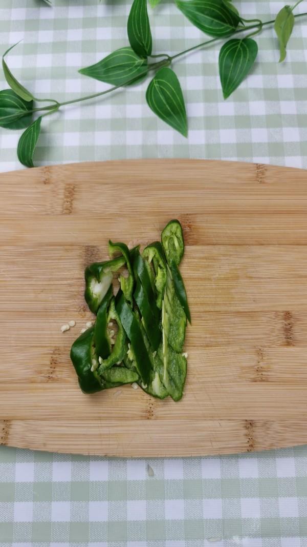 醋溜绿豆芽的家常做法