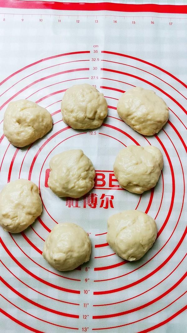 牛角软面包的简单做法