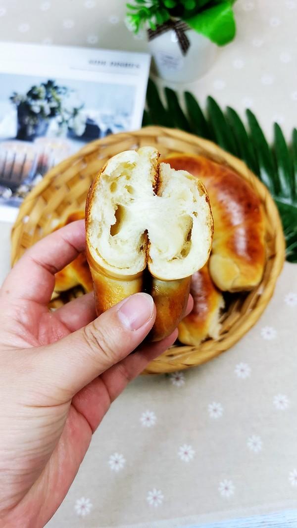 牛角软面包怎样煸