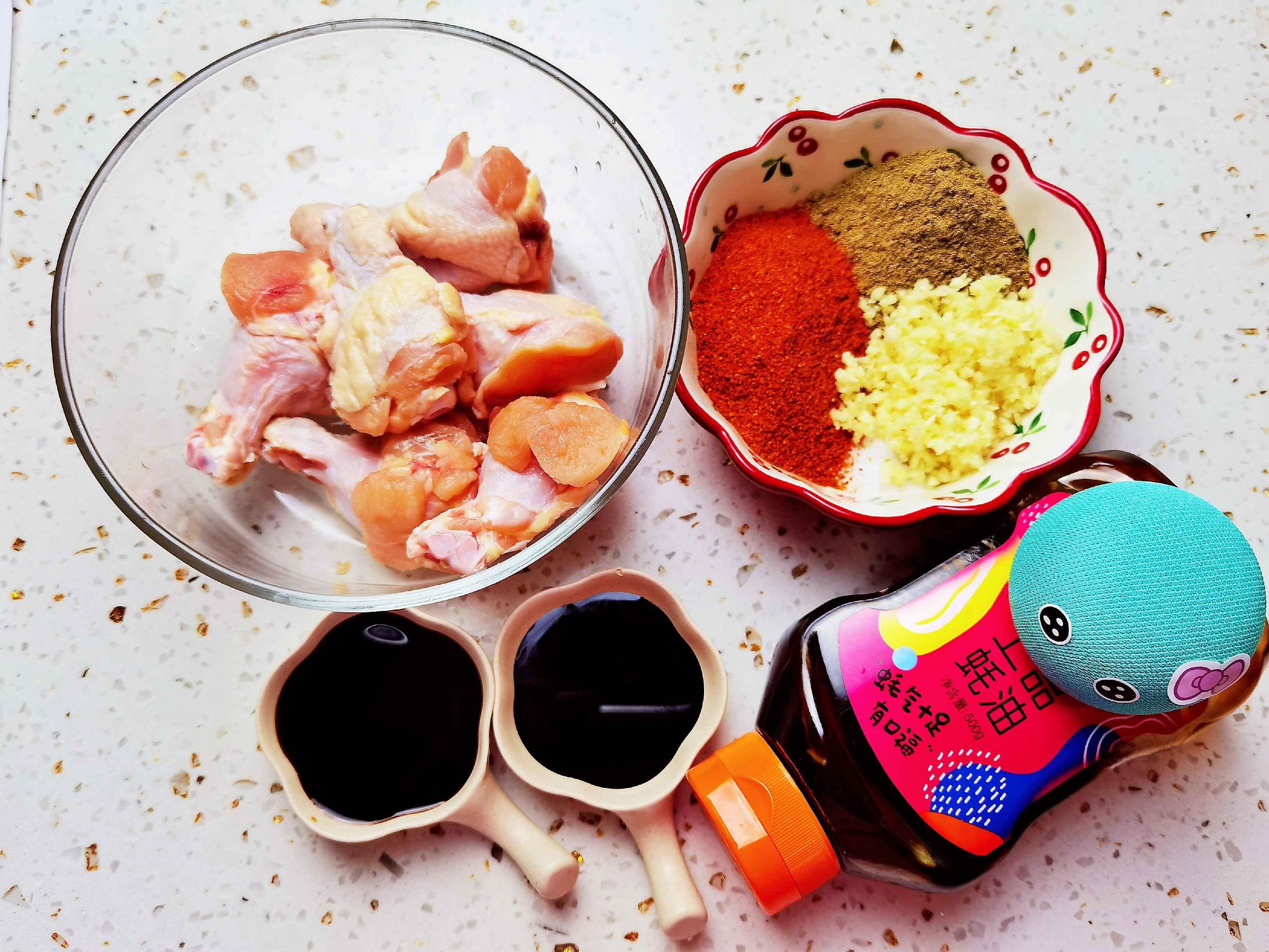 外卖6元1个的网红炸鸡腿,自己在家做,香辣脆嫩,好吃到舔手指的做法大全