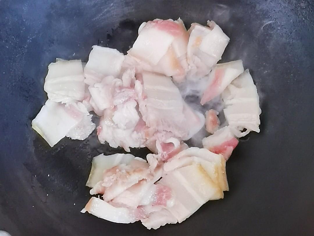 简单粗暴下饭菜-小白菜炒豆腐,白菜豆腐保平安怎么吃
