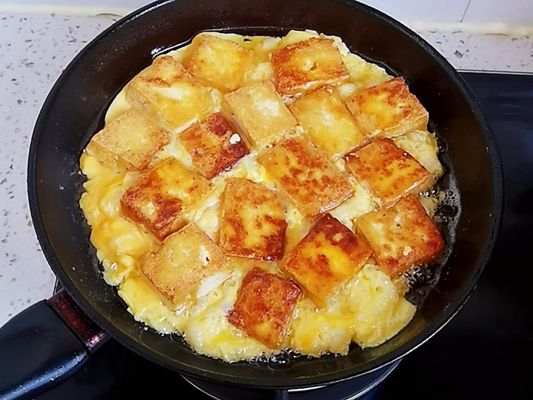 豆腐这样做-懒人版茄汁豆腐,好吃到舔盘,开胃又下饭怎么吃