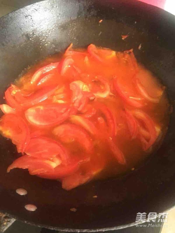 西红柿鸡蛋汤的家常做法