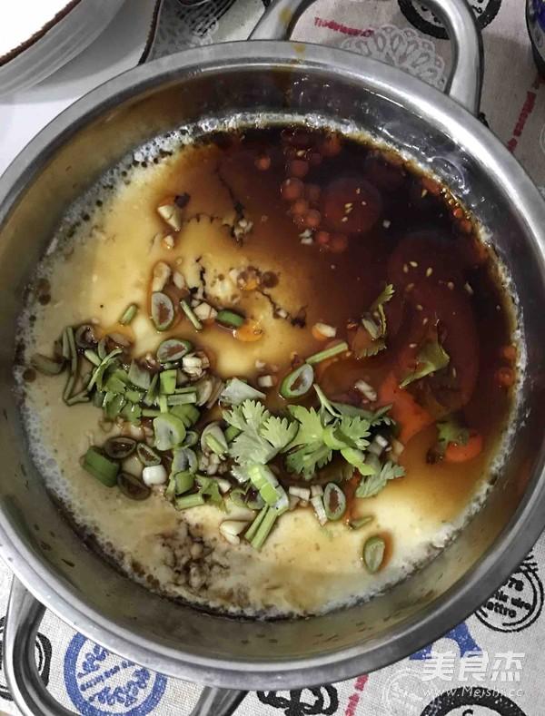 豆腐脑的家常做法
