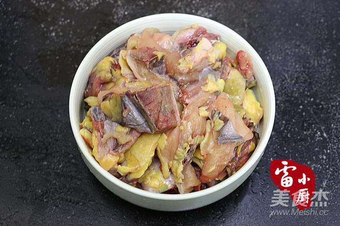 土豆炖鸡肉的做法大全
