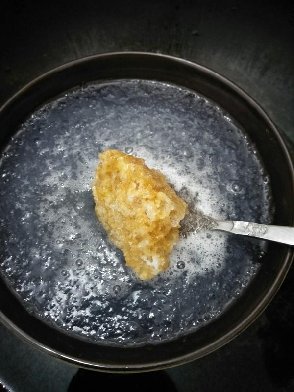 石峰糖燕窝的简单做法