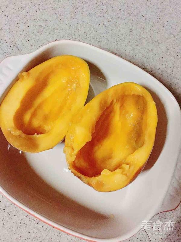 芒果牛奶冻的做法大全
