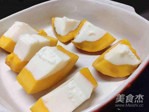 芒果牛奶冻怎么做