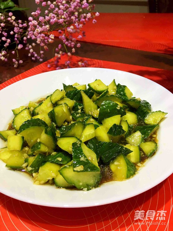 凉拌黄瓜怎么煮