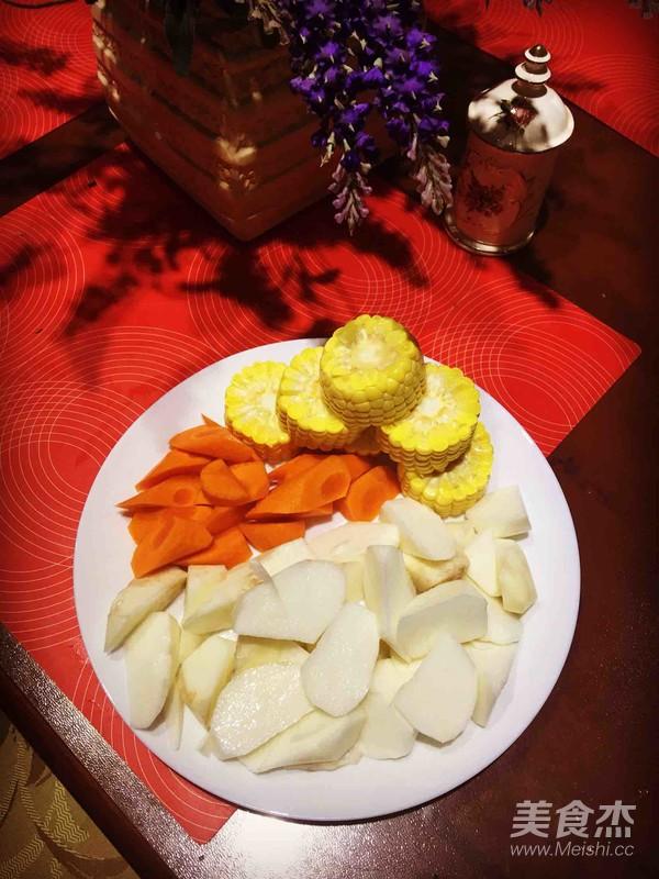 山药玉米排骨汤怎么做