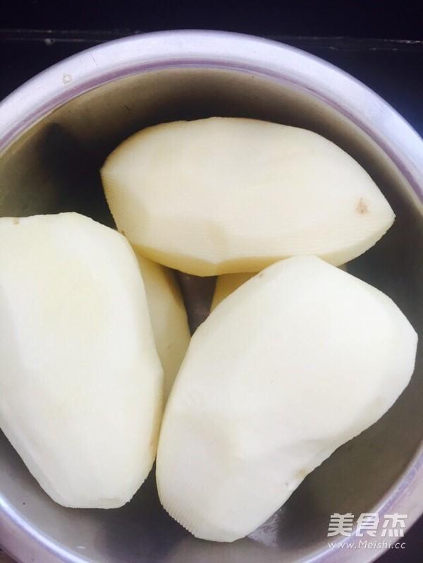 土豆炖豆角的家常做法