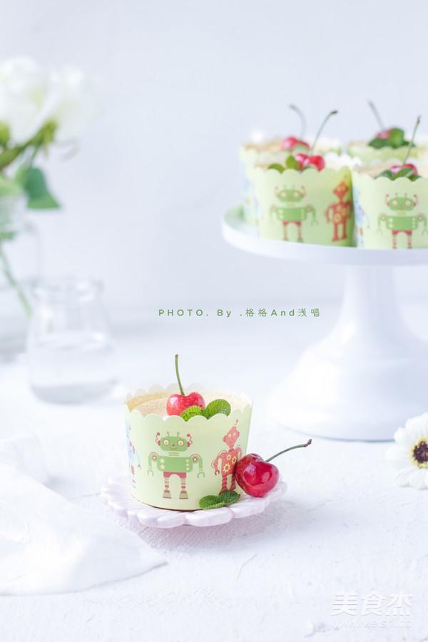 北海道戚风蛋糕的做法大全