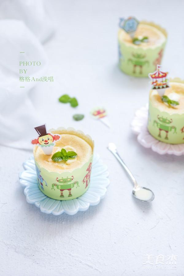 北海道戚风蛋糕的制作大全