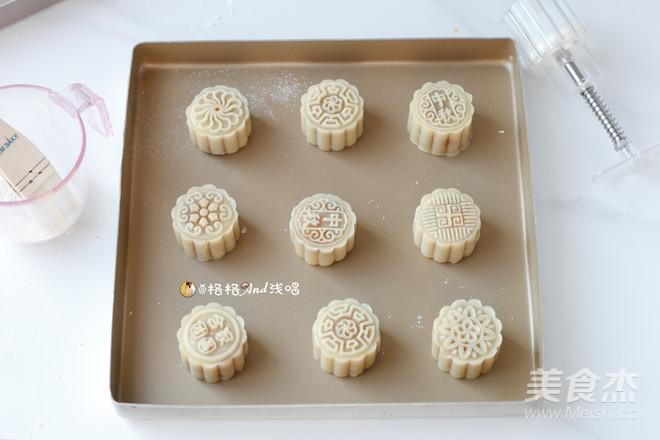 广式莲蓉蛋黄月饼怎样炒
