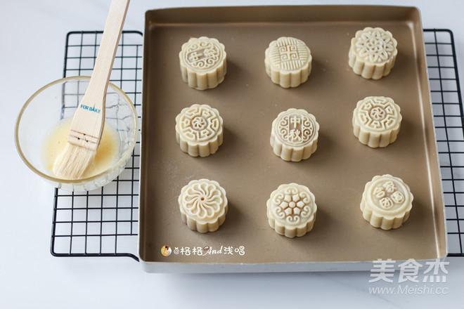 广式莲蓉蛋黄月饼怎样煮