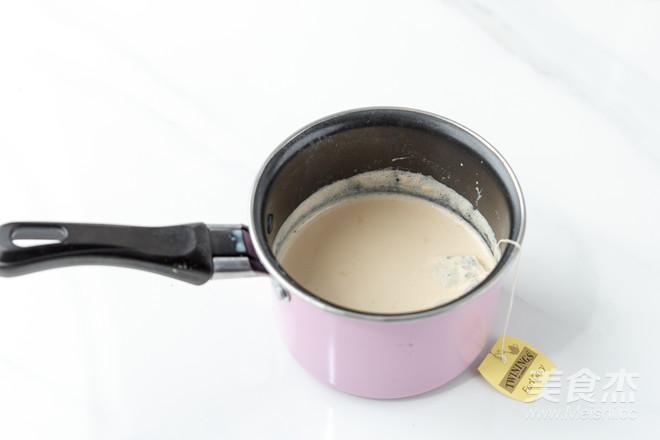 伯爵奶茶吐司的做法图解