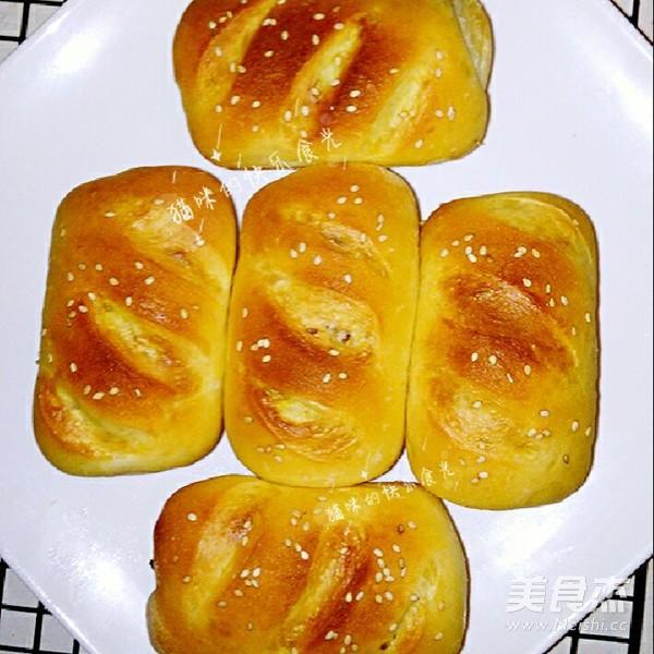 红枣小面包的制作大全