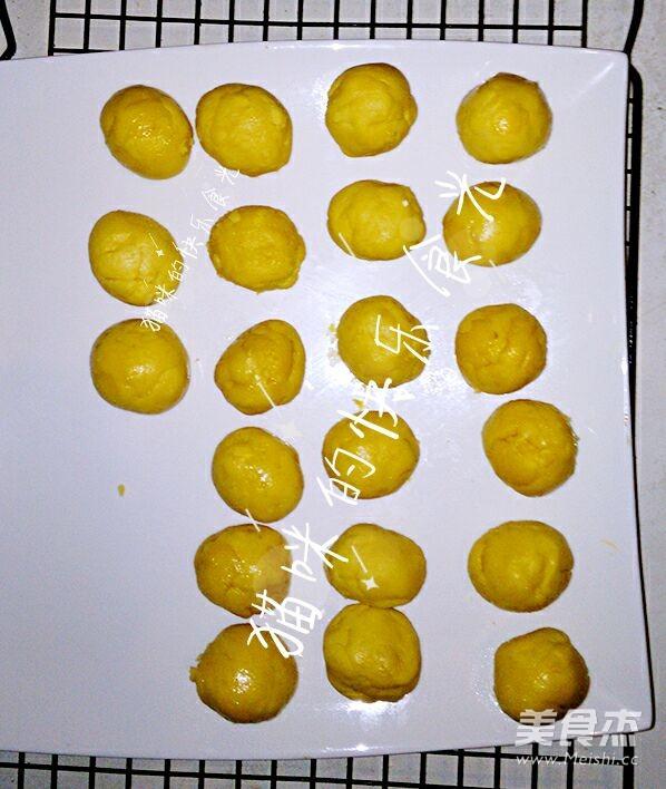 南瓜糯米糍怎么炒