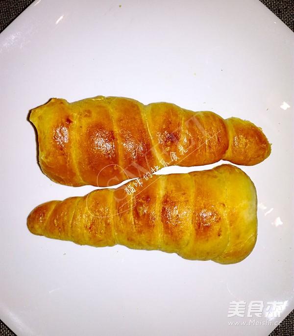 胡萝卜面包怎样炖