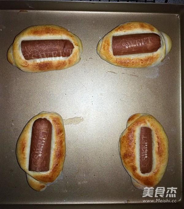 火腿肠面包怎样炒