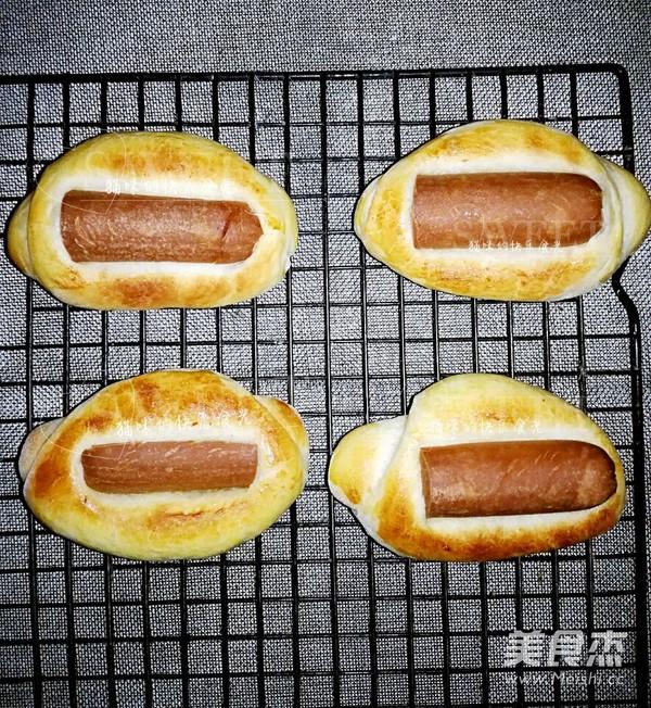 火腿肠面包怎样煮