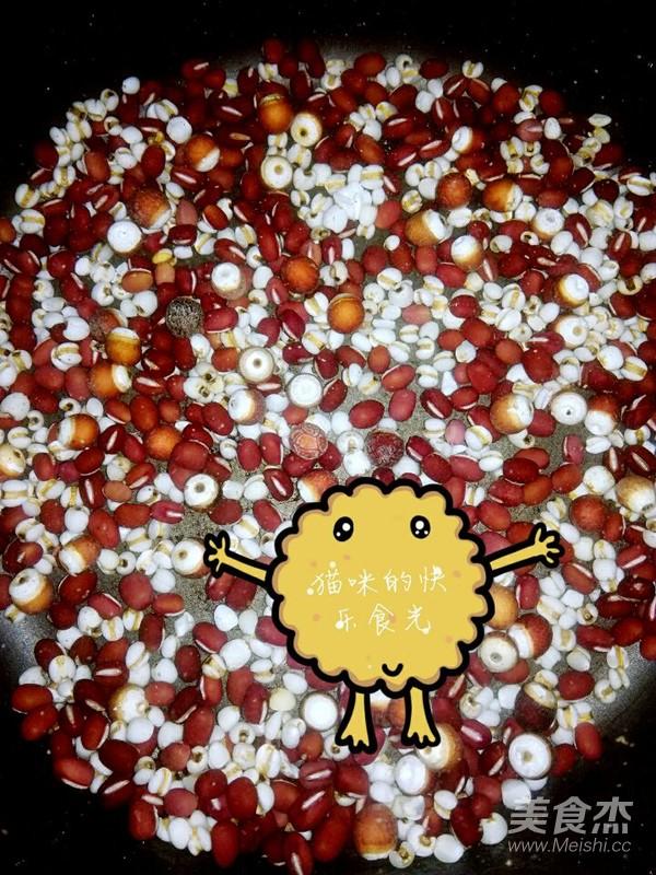 红豆薏米汤的家常做法
