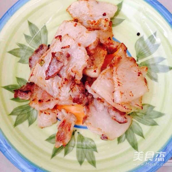 五花肉干锅土豆片怎么做
