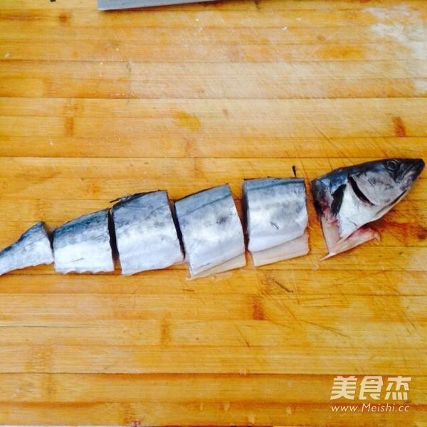 红烧鲐鲅鱼的做法图解