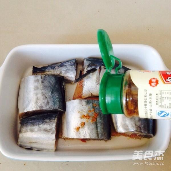 红烧鲐鲅鱼的家常做法