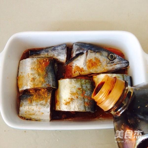 红烧鲐鲅鱼的简单做法