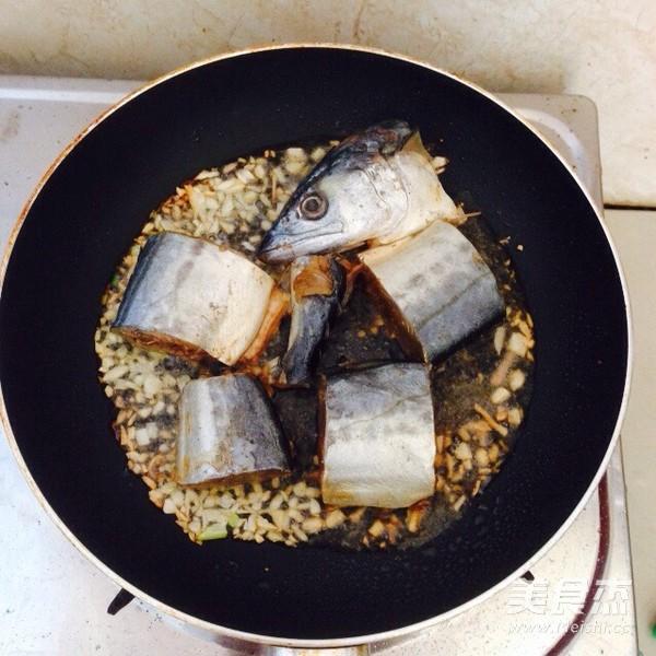 红烧鲐鲅鱼怎么炒