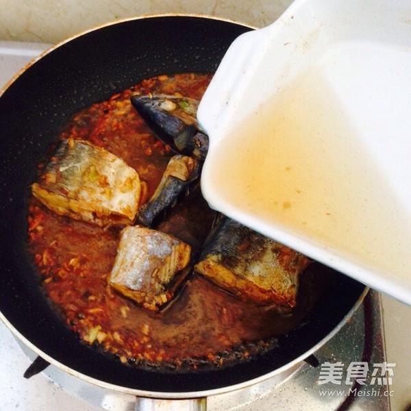红烧鲐鲅鱼怎样煸