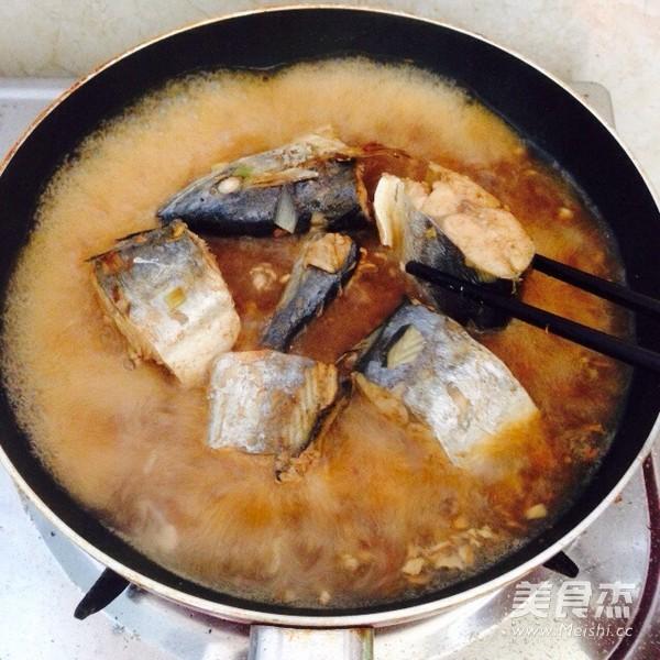 红烧鲐鲅鱼怎样煮