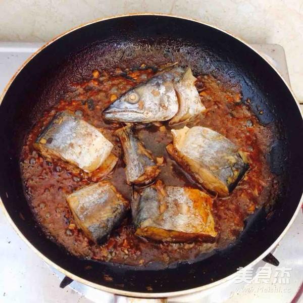 红烧鲐鲅鱼怎样炖