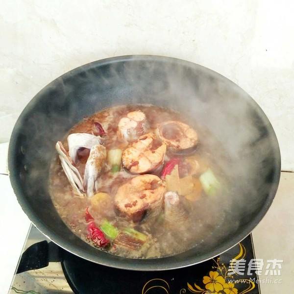 麻辣鲅鱼怎么煮