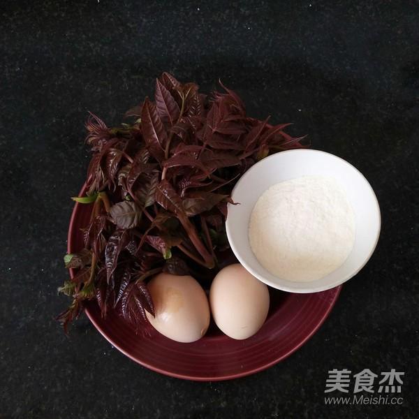 煎香椿嫩芽的做法大全