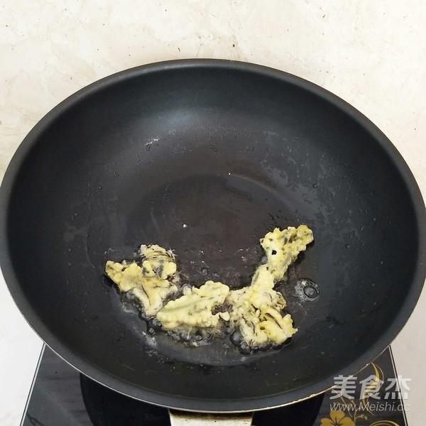 煎香椿嫩芽怎么炖