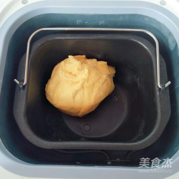 黄金小辫子面包怎么吃