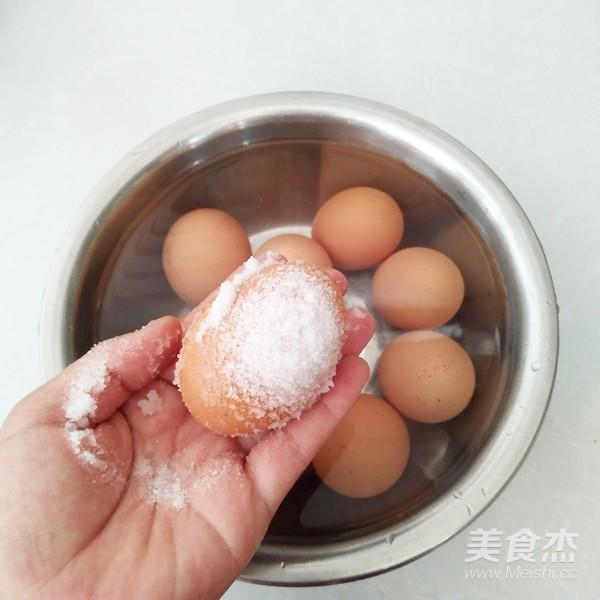 茶水卤鸡蛋的做法图解