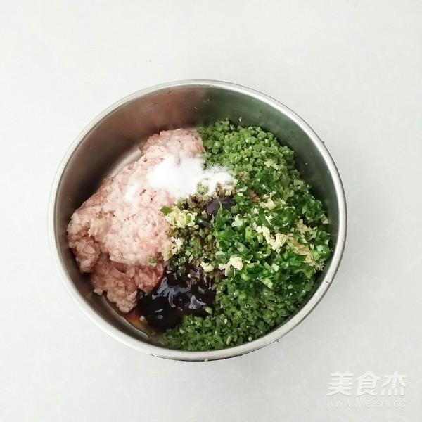 虹豆生煎包怎么吃