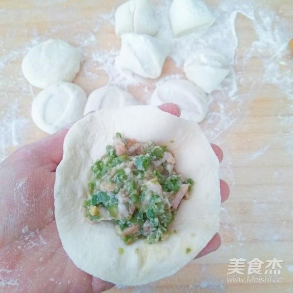 虹豆生煎包怎么煮