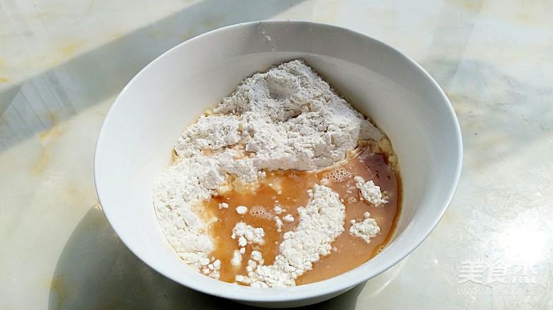 黑加仑红茶贝果的做法图解