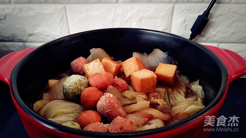 丸子砂锅菜怎么炖