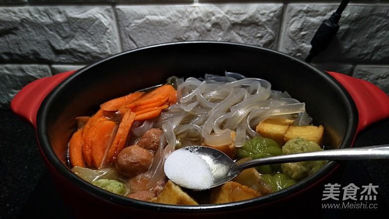 丸子砂锅菜怎样做
