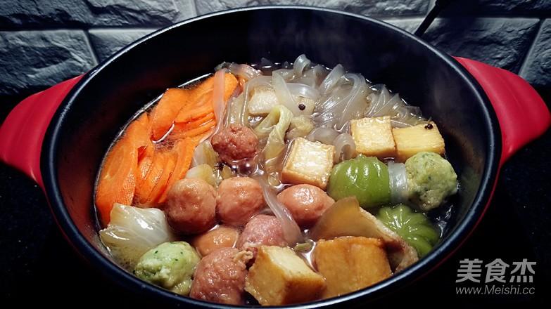 丸子砂锅菜怎样炒