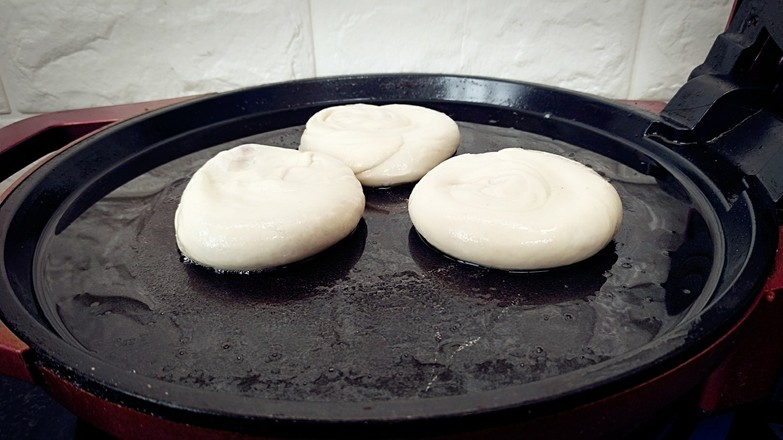 宫廷牛肉酥饼的步骤