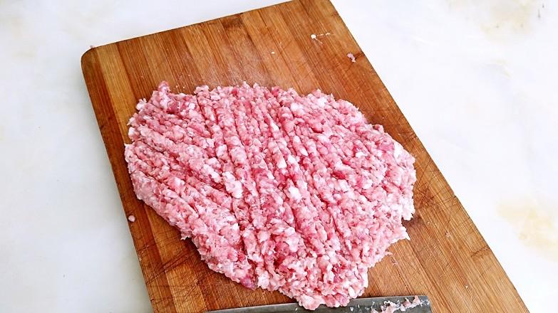 扇贝鲜肉生煎包的步骤