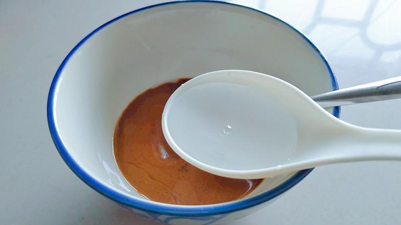 麻酱拌油麦菜的做法图解