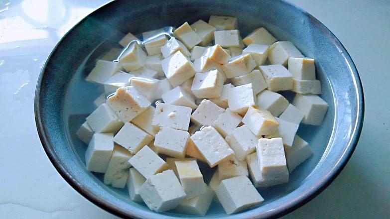 香椿拌豆腐的简单做法