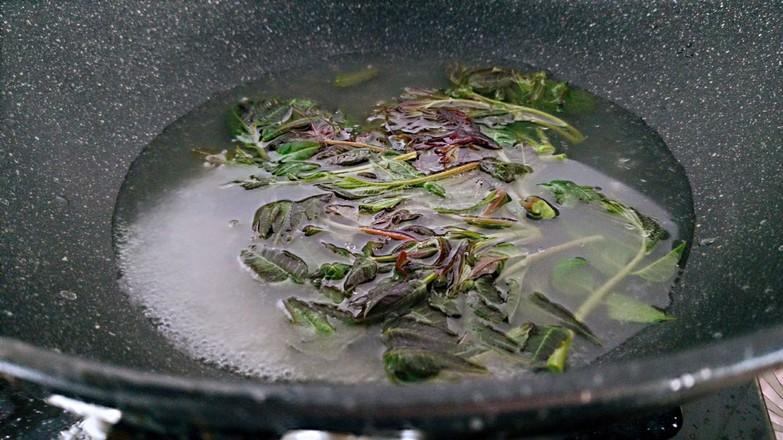 香椿拌豆腐怎么吃